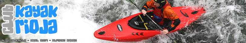 Club Kayak Rioja
